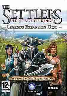 Descargar The Settlers Heritage Of Kings Legends [Expansion Disc] por Torrent